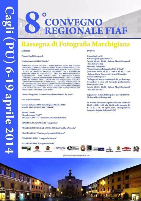 8° Convegno Regionale Fiaf -  Rassegna di Fotografia