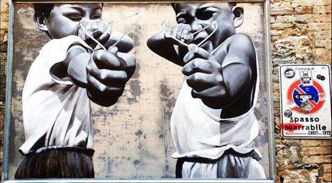 Street Art Perugia