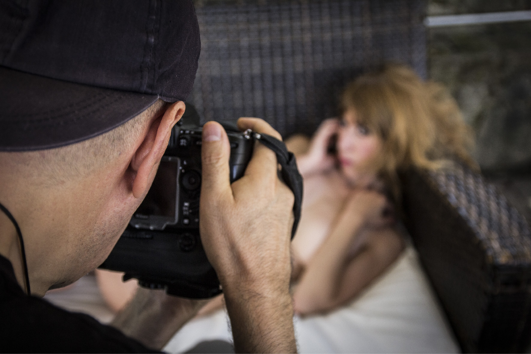 "Workshop fotografico ""Nudo Artistico"" con Click in Umbria"