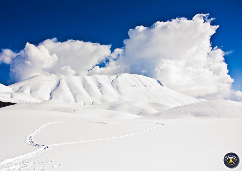 Aspettando la neve di Castelluccio, buon anno da Click in Umbria!
