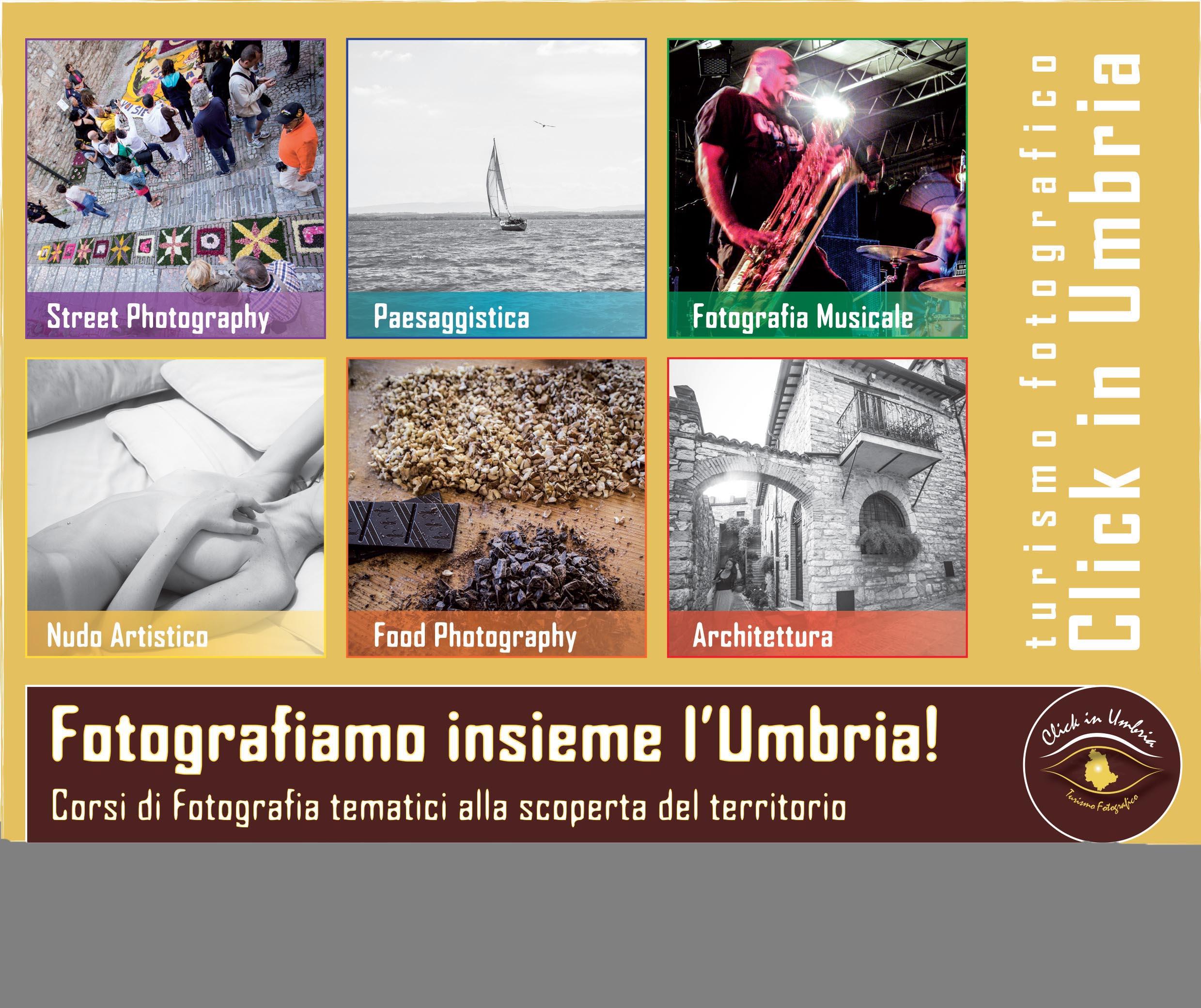 Fotografiamo insieme l'Umbria…